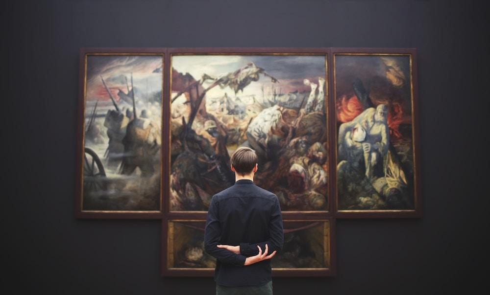 Che cos'è la storia dell'arte esperienziale e perché ti può aiutare